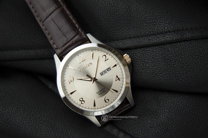 Đồng hồ Citizen BF2009-29X giá rẻ, được thay pin miễn phí - Ảnh 3