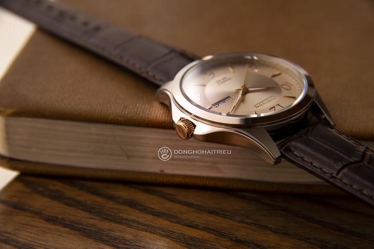 Đồng hồ Citizen BF2009-29X giá rẻ, được thay pin miễn phí - Ảnh 6