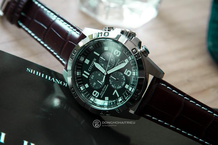Đồng hồ Citizen BL5551-06L năng lượng ánh sáng độc quyền - Ảnh 6