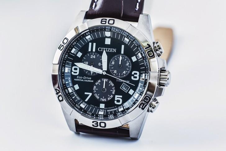 Đồng hồ Citizen BL5551-06L năng lượng ánh sáng độc quyền - Ảnh 3