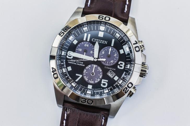 Đồng hồ Citizen BL5551-06L năng lượng ánh sáng độc quyền - Ảnh 2
