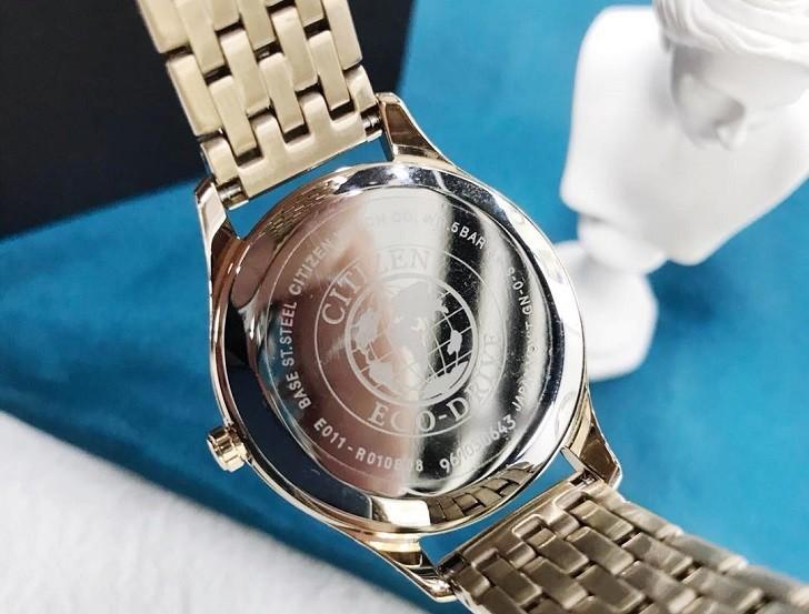 Đồng hồ Citizen EW2533-89D tích hợp năng lượng ánh sáng - Ảnh 2