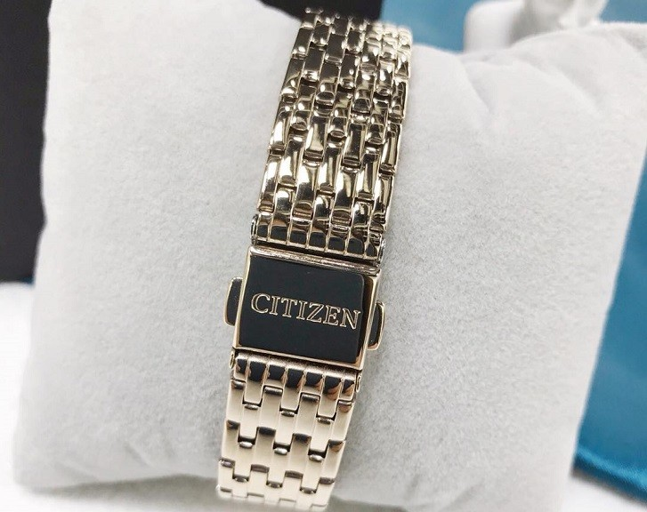 Đồng hồ Citizen EW2533-89D tích hợp năng lượng ánh sáng - Ảnh 5