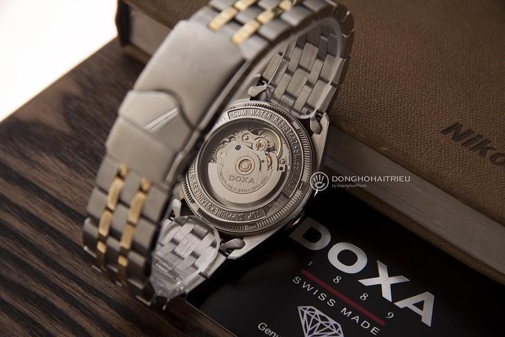 Đánh giá nhanh đồng hồ Doxa D135TWH | Swiss Made Thụy Sỹ - Ảnh: 9