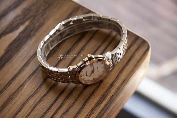 Đánh giá nhanh đồng hồ Doxa D168RWH | Doxa Executive - Ảnh: 8