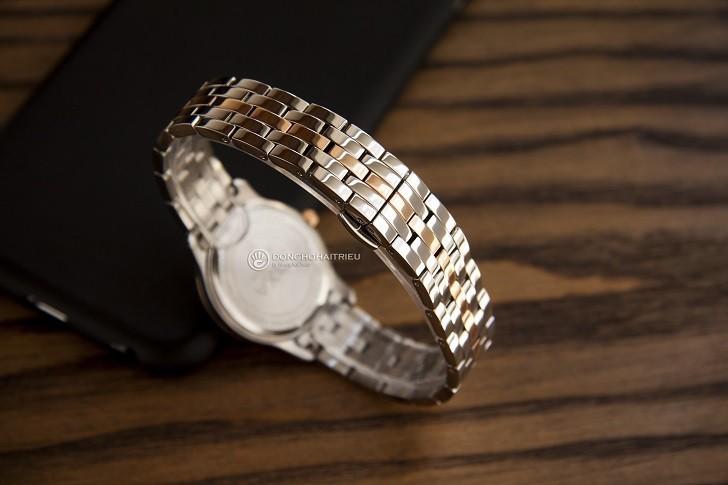 Đánh giá nhanh đồng hồ Doxa D168RWH | Doxa Executive - Ảnh: 9