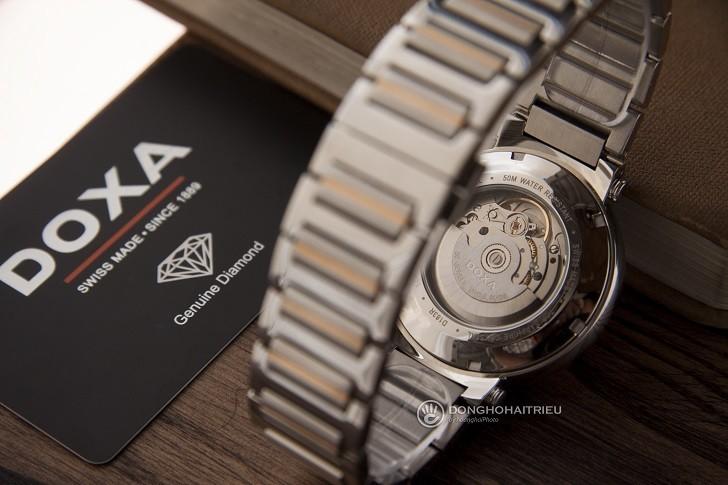 Đồng hồ Doxa D183RSD máy cơ Thụy Sỹ dành cho nam - Ảnh: 1