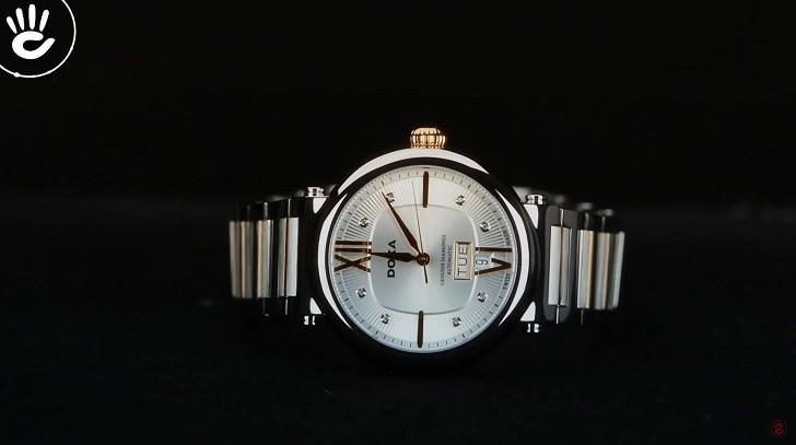 Đồng hồ Doxa D183RSD máy cơ Thụy Sỹ dành cho nam - Ảnh: 2