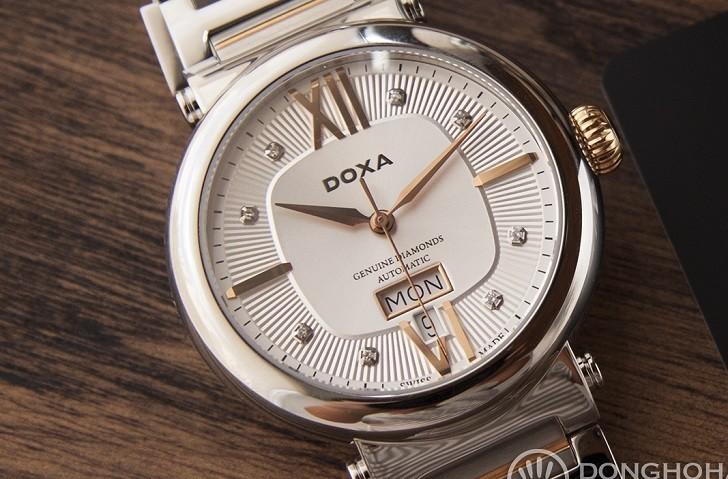 Đồng hồ Doxa D183RSD máy cơ Thụy Sỹ dành cho nam - Ảnh: 3