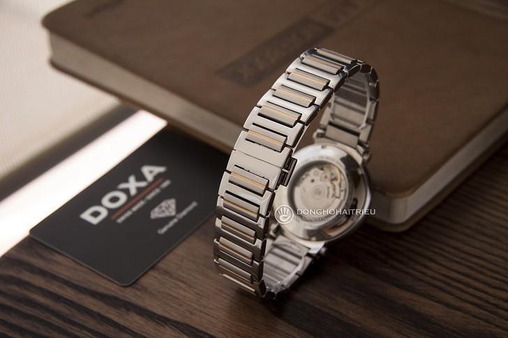 Đồng hồ Doxa D183RSD máy cơ Thụy Sỹ dành cho nam - Ảnh: 5