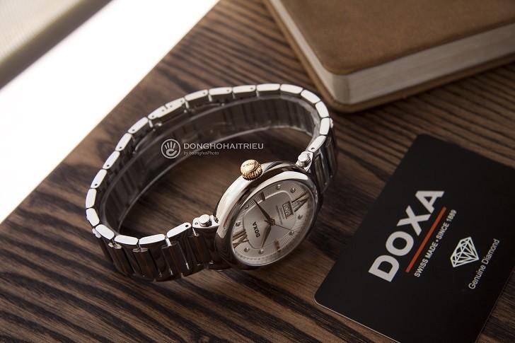 Đồng hồ Doxa D183RSD máy cơ Thụy Sỹ dành cho nam - Ảnh: 8