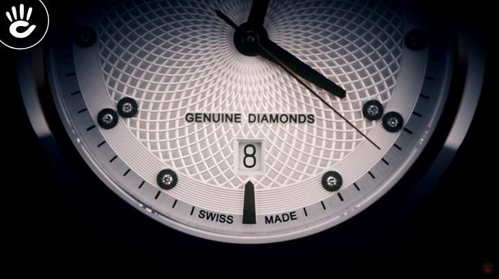 Đồng hồ Doxa D221RSV (Thụy Sỹ) máy cơ dành cho nữ - Ảnh: 3