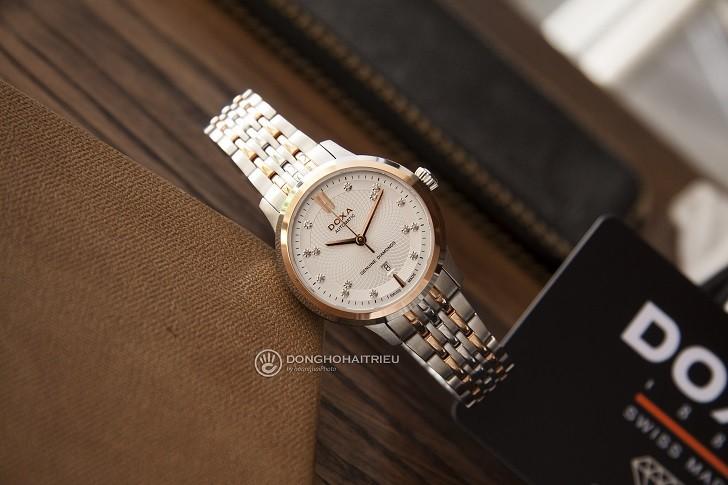 Đồng hồ Doxa D221RSV (Thụy Sỹ) máy cơ dành cho nữ - Ảnh: 8