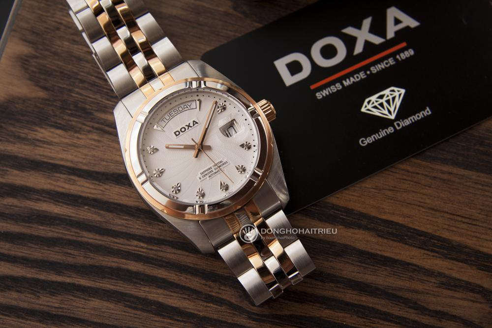 Doxa D173RWH máy automatic 8 kim cho nam