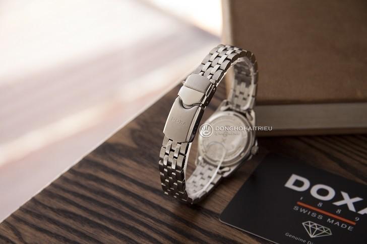 Đồng Hồ Thụy Sỹ Doxa D176SWH Có Hàng Loạt Chi Tiết Đắt Giá Hình 5