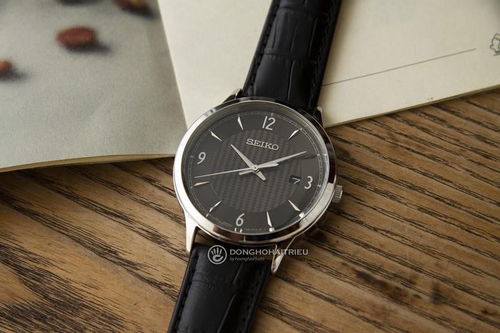 Đồng hồ Seiko SGEH85P1 giá rẻ, thay pin miễn phí trọn đời - Ảnh 2