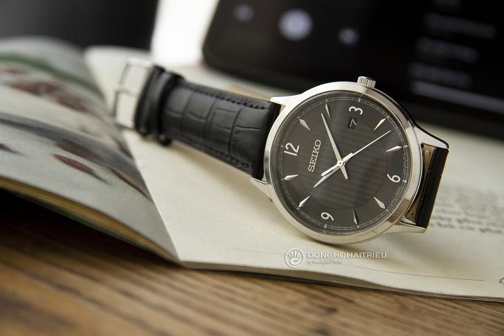 Đồng hồ Seiko SGEH85P1 giá rẻ, thay pin miễn phí trọn đời - Ảnh 3