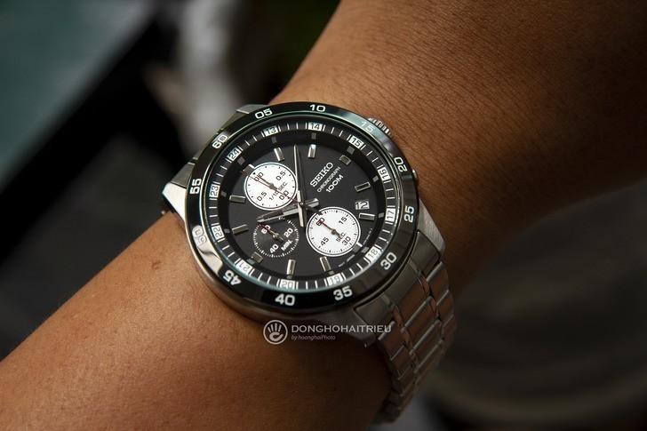 Đồng hồ Seiko SKS647P1 giá rẻ, thay pin miễn phí trọn đời - Ảnh 2