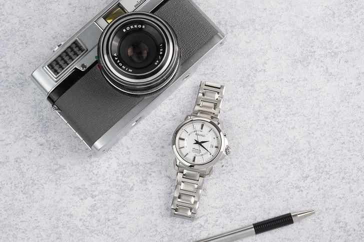 Seiko SNQ155P1 mẫu đồng hồ thể thao từ BST Seiko Premier - Ảnh 1