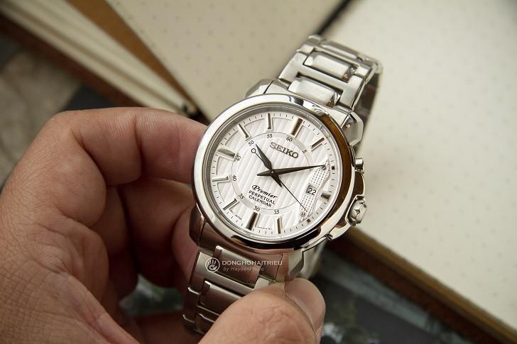 Seiko SNQ155P1 mẫu đồng hồ thể thao từ BST Seiko Premier - Ảnh 3