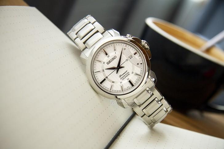 Seiko SNQ155P1 mẫu đồng hồ thể thao từ BST Seiko Premier - Ảnh 4