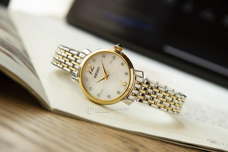 Đồng hồ Seiko SRZ522P1 giá rẻ, thay pin miễn phí trọn đời - Ảnh 1