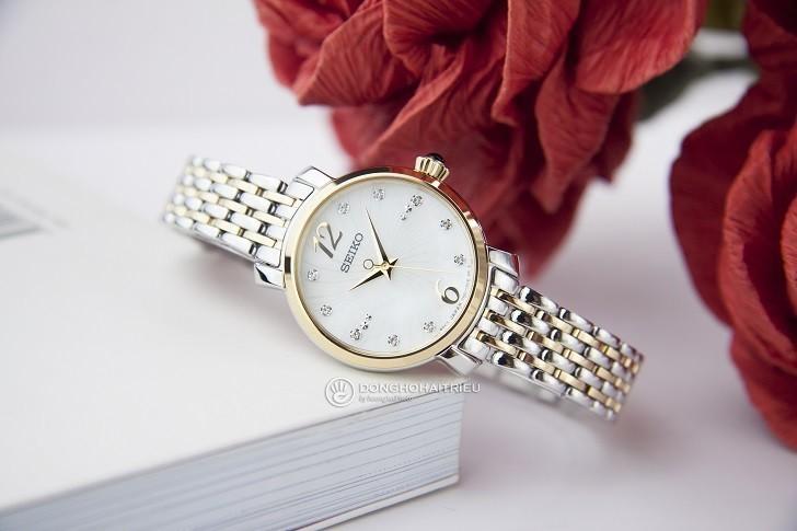Đồng hồ Seiko SRZ522P1 giá rẻ, thay pin miễn phí trọn đời - Ảnh 2
