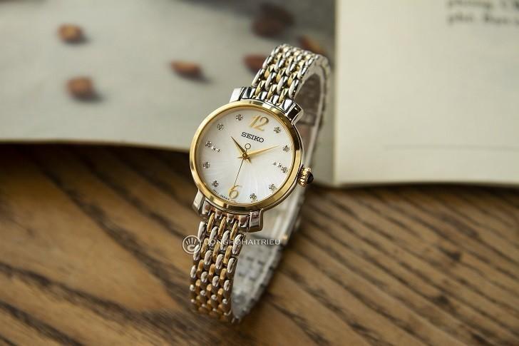 Đồng hồ Seiko SRZ522P1 giá rẻ, thay pin miễn phí trọn đời - Ảnh 3