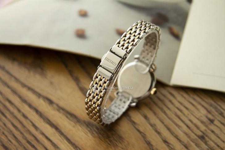 Đồng hồ Seiko SRZ522P1 giá rẻ, thay pin miễn phí trọn đời - Ảnh 6