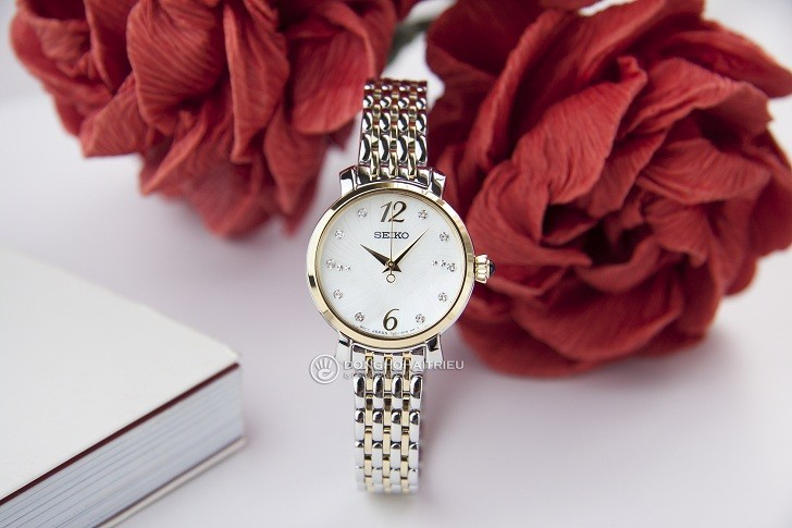 Đồng hồ Seiko SRZ522P1 giá rẻ, thay pin miễn phí trọn đời - Ảnh 5