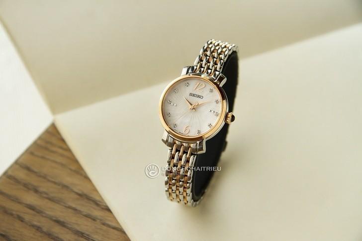 Đồng hồ Seiko SRZ524P1 giá rẻ, thay pin miễn phí trọn đời - Ảnh 1