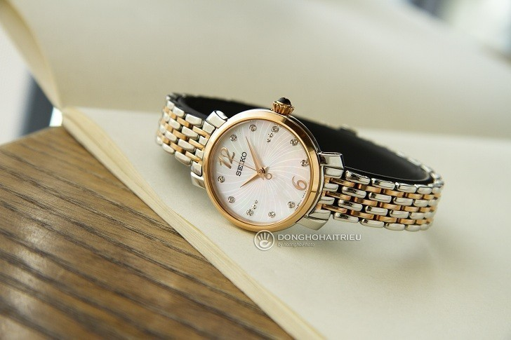 Đồng hồ Seiko SRZ524P1 giá rẻ, thay pin miễn phí trọn đời - Ảnh 2