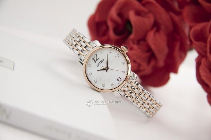 Đồng hồ Seiko SRZ524P1 giá rẻ, thay pin miễn phí trọn đời - Ảnh 3
