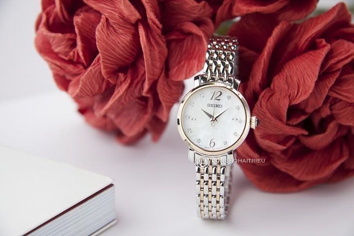 Đồng hồ Seiko SRZ524P1 giá rẻ, thay pin miễn phí trọn đời - Ảnh 4