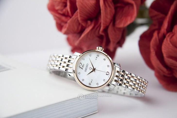 Đồng hồ Seiko SRZ524P1 giá rẻ, thay pin miễn phí trọn đời - Ảnh 7