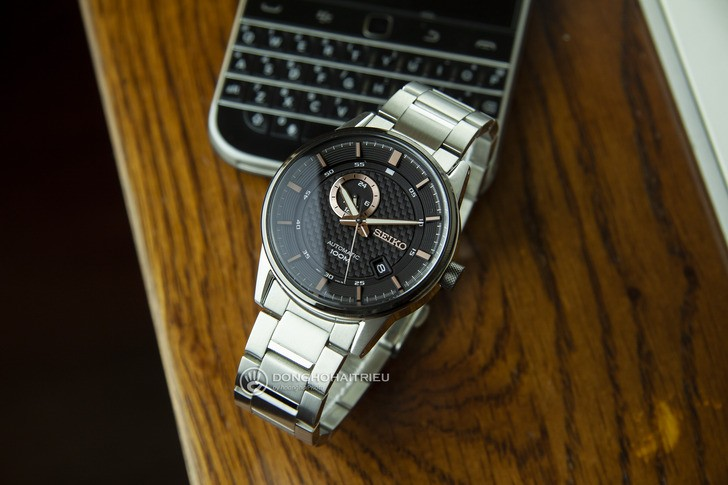 Đồng hồ Seiko SSA389K1 Automatic, trữ cót lên đến 40 giờ - Ảnh 1