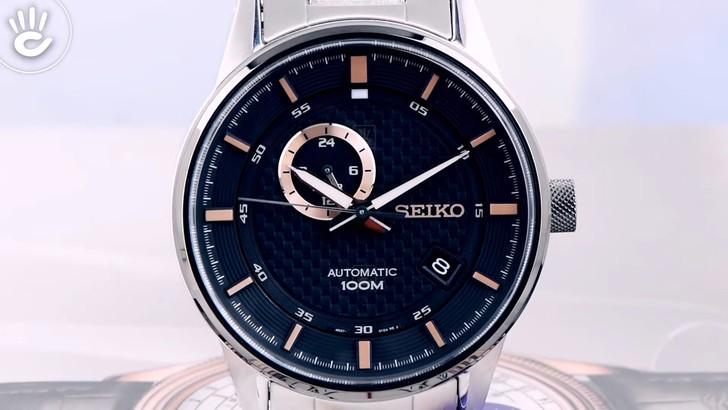 Đồng hồ Seiko SSA389K1 Automatic, trữ cót lên đến 40 giờ - Ảnh 2