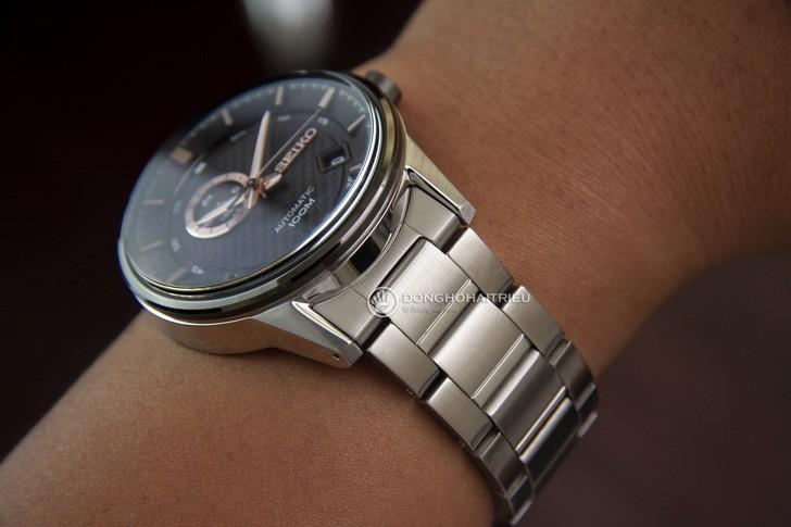 Đồng hồ Seiko SSA389K1 Automatic, trữ cót lên đến 40 giờ - Ảnh 6