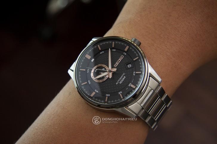 Đồng hồ Seiko SSA389K1 Automatic, trữ cót lên đến 40 giờ - Ảnh 3