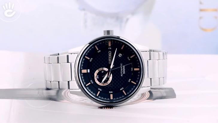 Đồng hồ Seiko SSA389K1 Automatic, trữ cót lên đến 40 giờ - Ảnh 7