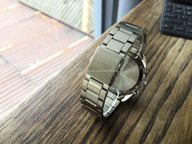 Đồng hồ Seiko SSC717P1 công nghệ Solar, tính năng thể thao - Ảnh 5