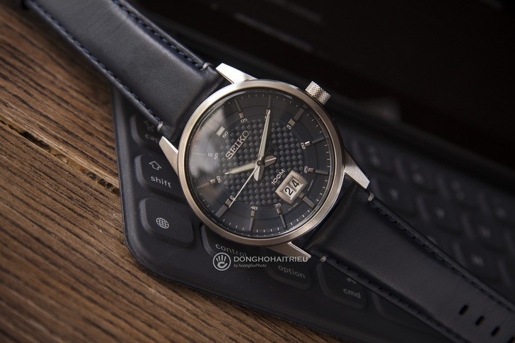 Đồng hồ Seiko SUR287P1 giá rẻ, thay pin miễn phí trọn đời - Ảnh 1