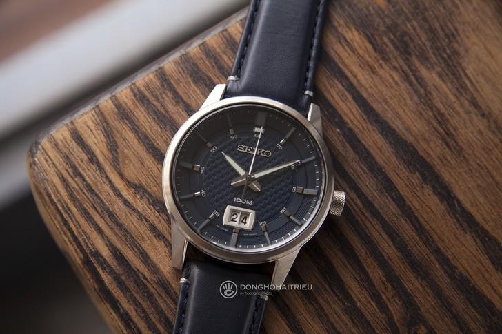 Đồng hồ Seiko SUR287P1 giá rẻ, thay pin miễn phí trọn đời - Ảnh 3