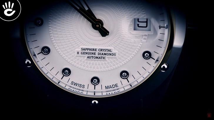 Vì sao đồng hồ Doxa D171TWH có giá bán lên đến gần 40 triệu? - Ảnh: 2