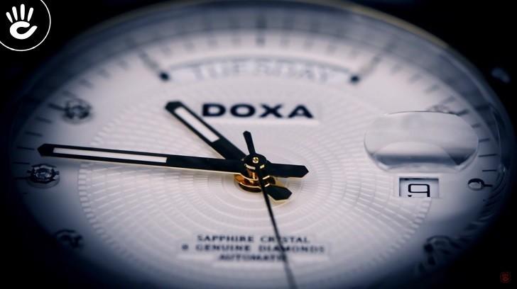 Vì sao đồng hồ Doxa D171TWH có giá bán lên đến gần 40 triệu? - Ảnh: 7