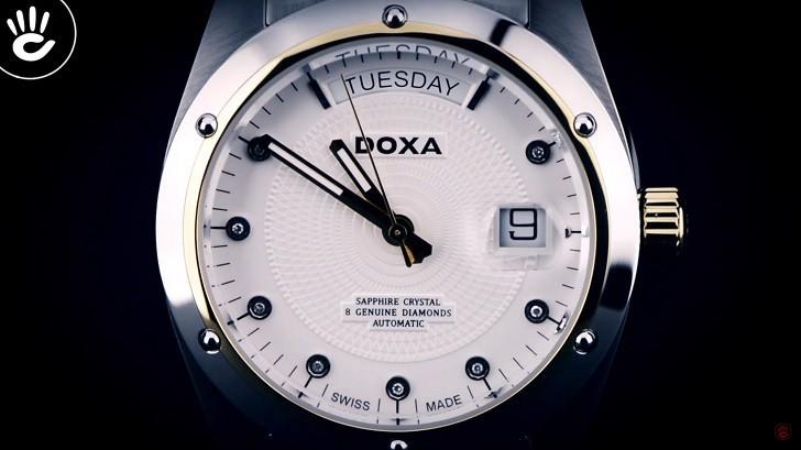Vì sao đồng hồ Doxa D171TWH có giá bán lên đến gần 40 triệu? - Ảnh: 8