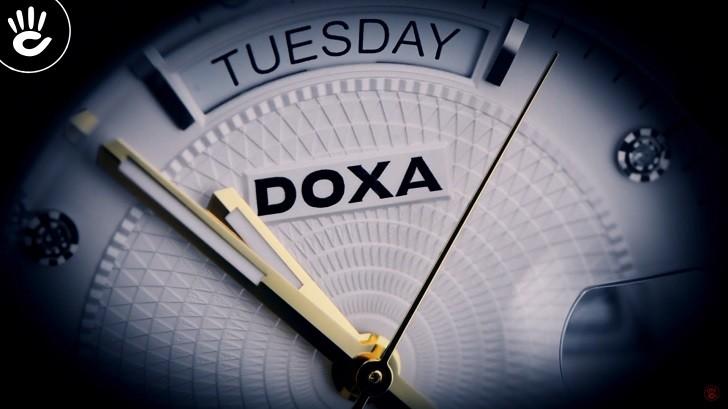 Vì sao đồng hồ Doxa D171TWH có giá bán lên đến gần 40 triệu? - Ảnh: 9