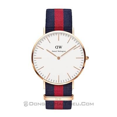 20 mẫu đồng hồ (Daniel Wellington) DW nam, nữ giá rẻ nhất hôm nay - ảnh: Daniel Wellington DW00100001