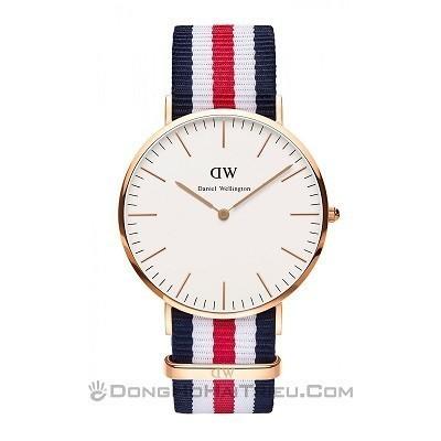 20 mẫu đồng hồ (Daniel Wellington) DW nam, nữ giá rẻ nhất hôm nay - ảnh: Daniel Wellington DW00100002