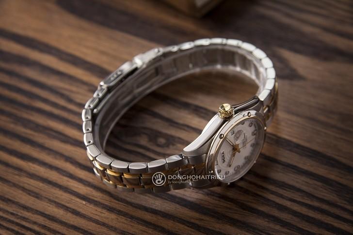 5 chi tiết đắt giá trên đồng hồ Doxa D172TWH dành cho nữ - Ảnh: 10